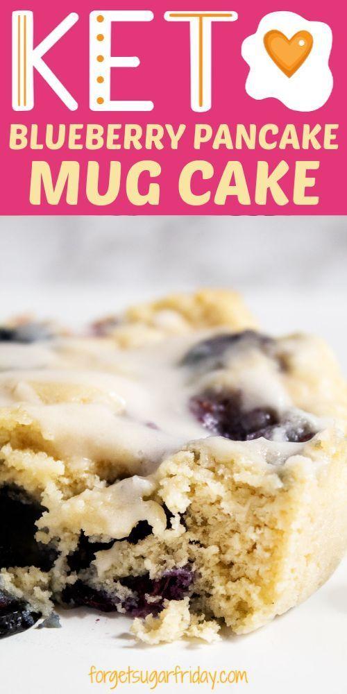 This EASY keto mug cake recipe tastes so much like ...