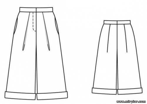 Скачать бесплатно шьем юбки
