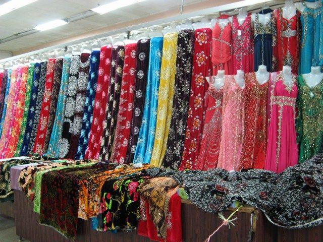 ツム百貨店の服売り場