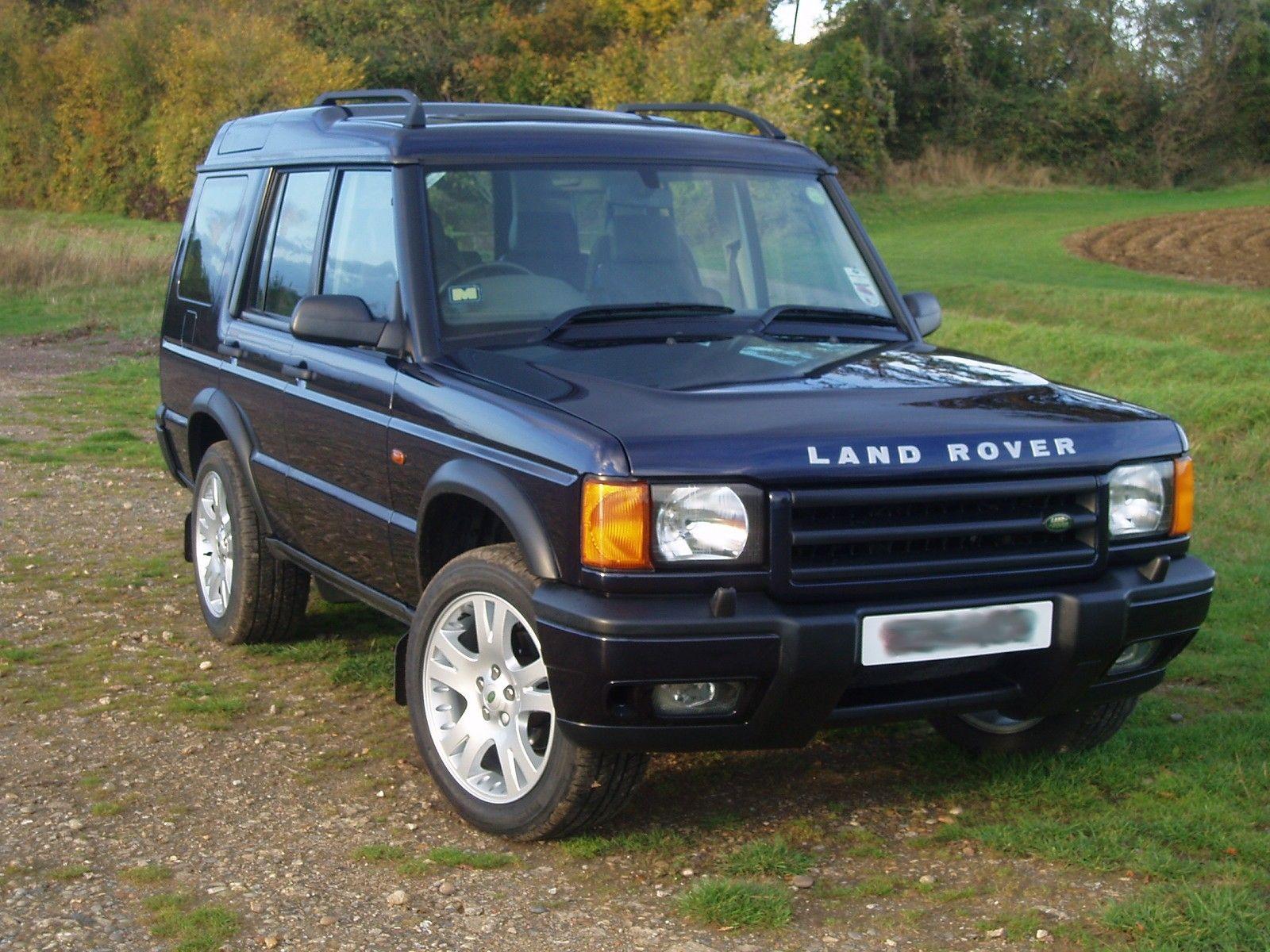 Land rover discovery v8i