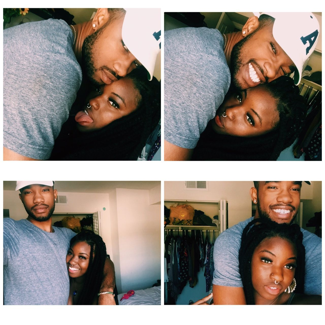 Couples cute with swag collages best photo