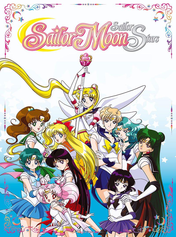 VIZ See Sailor Moon Sailor Stars, Season 5, Part 2