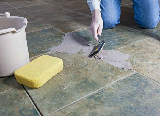 Ready To Sell Things To Do First Home Repair Pinterest - Cost to regrout tile floor