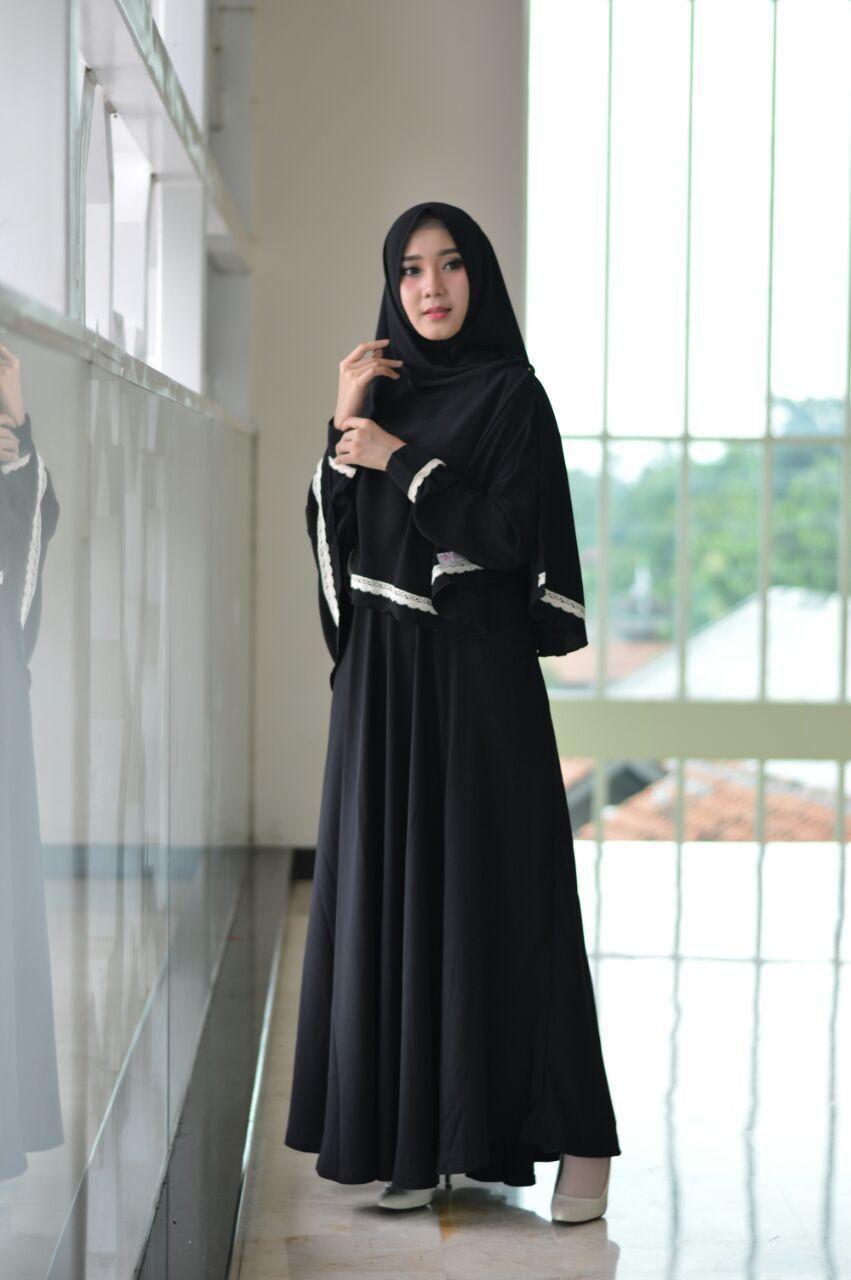 Pin Oleh Joharishahri Jojo Di Hijab Fashion Inspirasi Mode Model Pakaian Hijab Mode Wanita