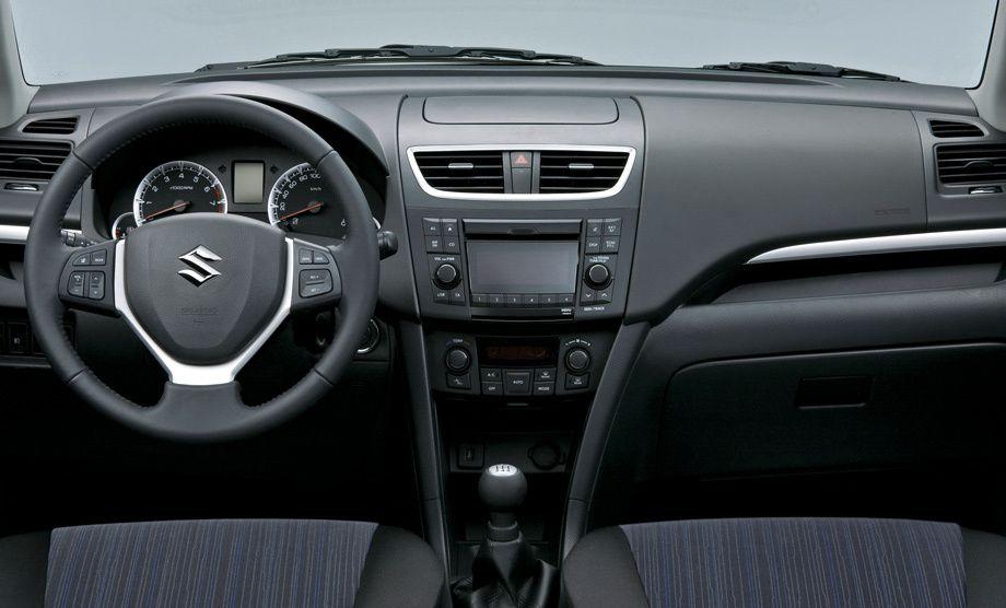 Suzuki Swift (2013)