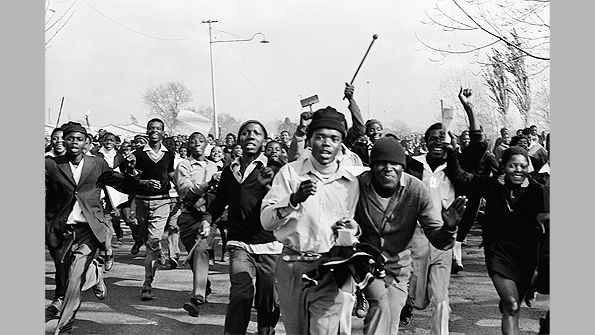 Horror And Hardship Student Protest Apartheid Museum Soweto