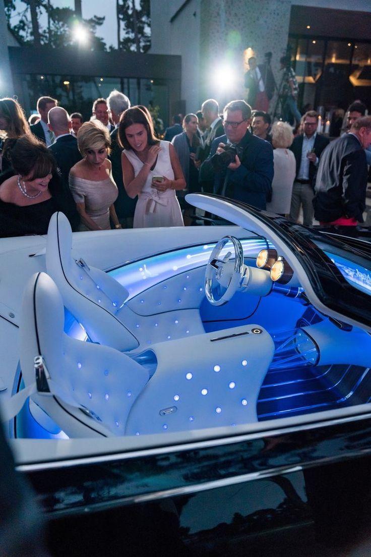 Mercedes-Maybach 6 – Vision – #MercedesMaybach #Vision   – Car Ideen