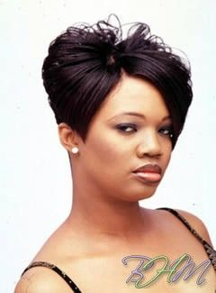 Short Hair Styles Blackhairmedia Com In 2020 Quick Weave