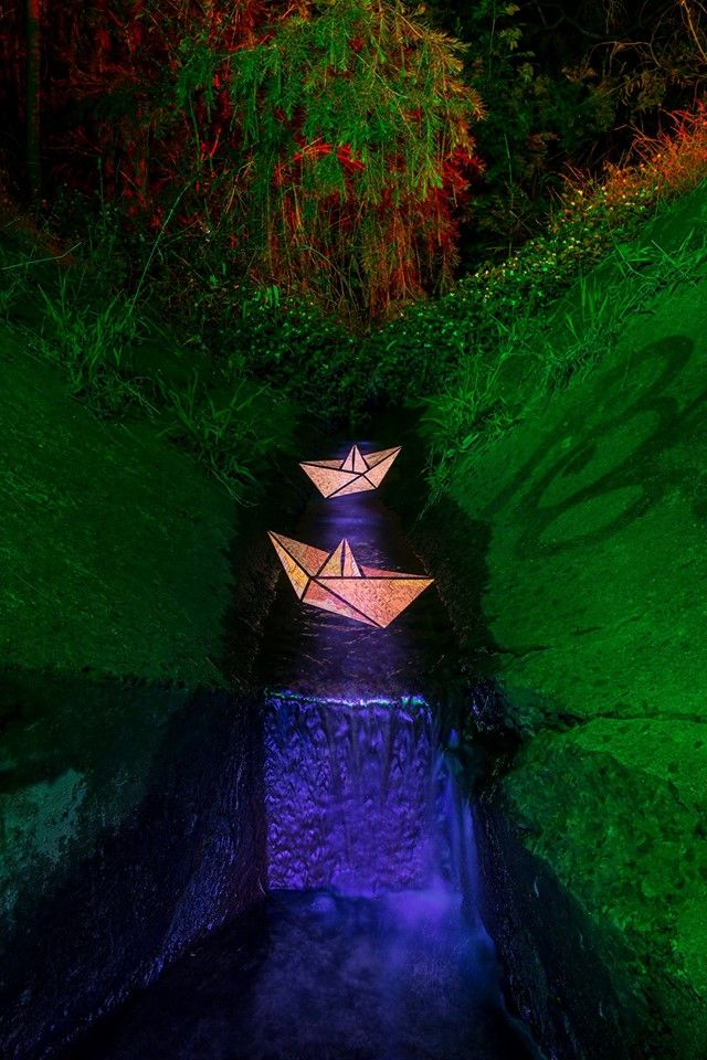 Light Painting - Light Art - TigTab - Choose your own adventure - 11/10/2014