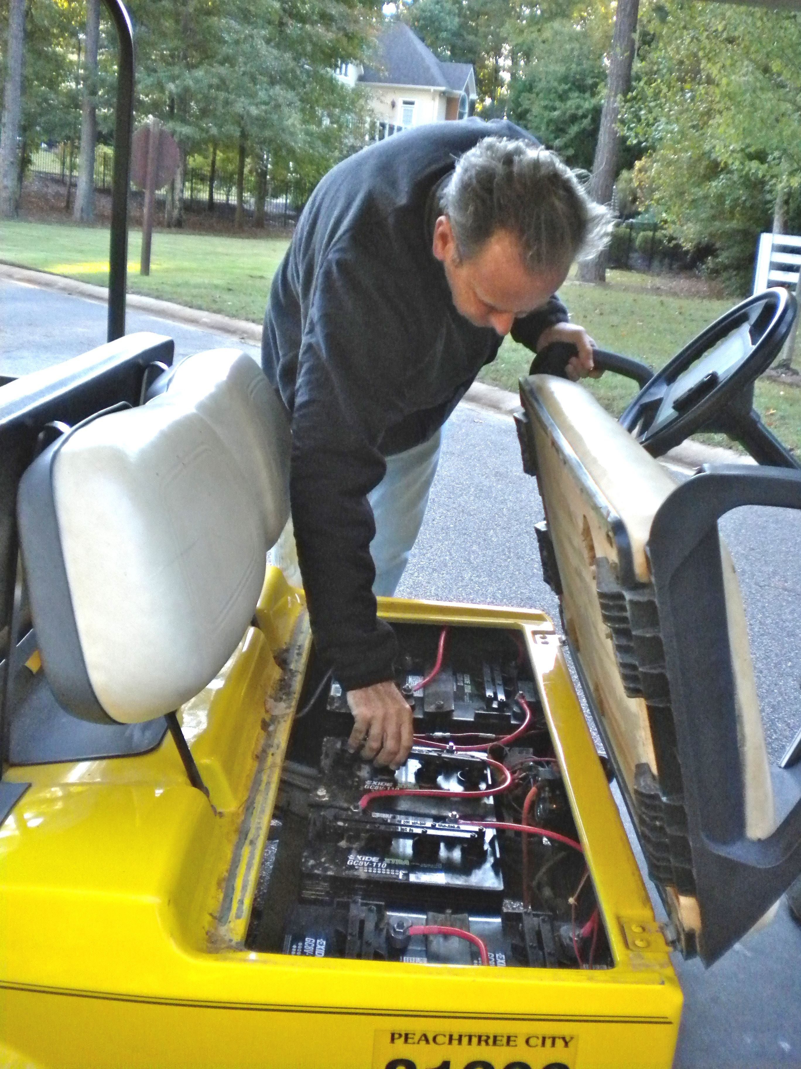 golf cart batteries not charging recondition lead acid. Black Bedroom Furniture Sets. Home Design Ideas