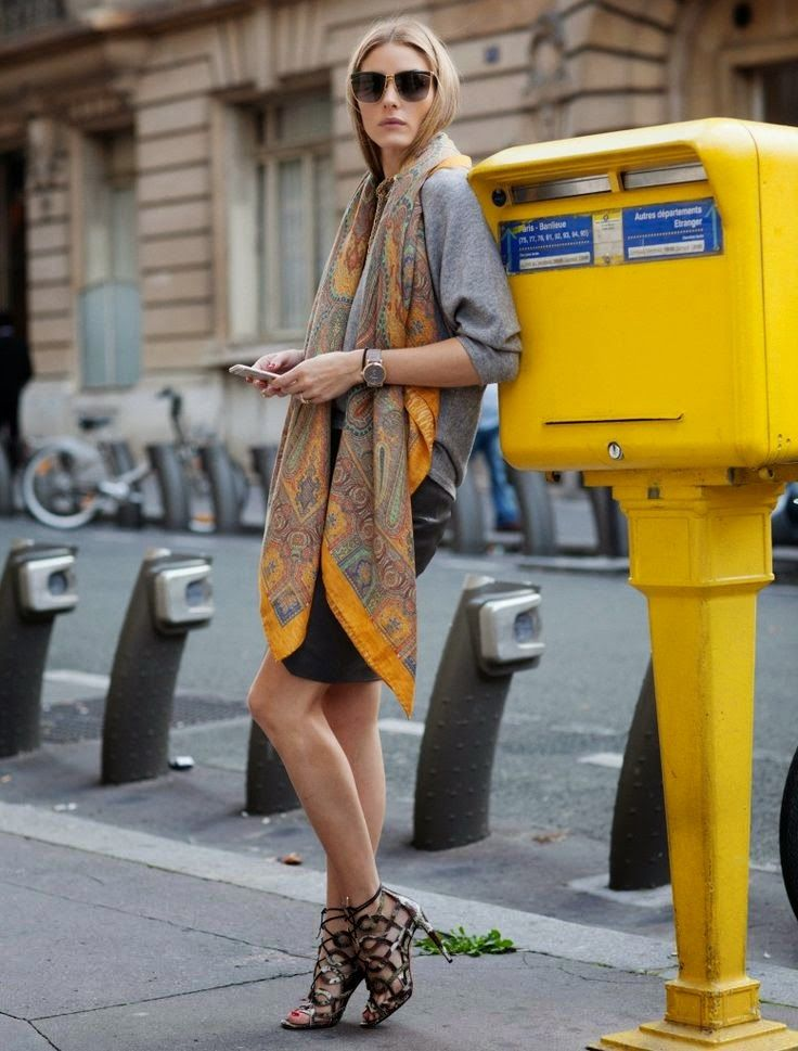 48dcc63eff2 Olivia Palermo at Paris Fashion Week (THE OLIVIA PALERMO LOOKBOOK ...