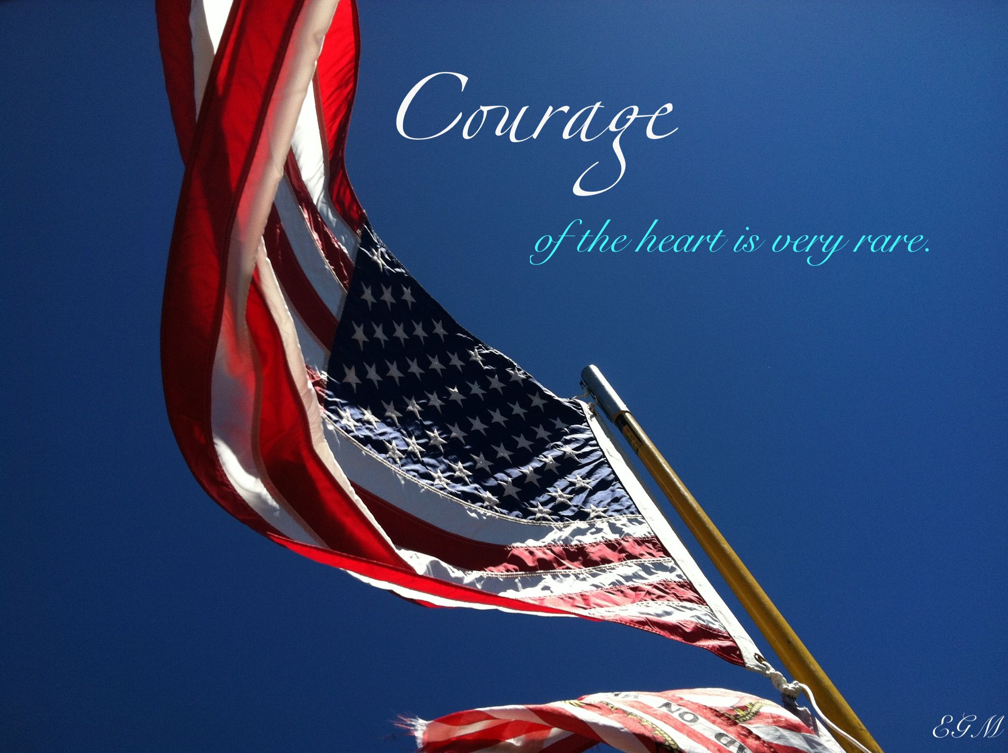 Courage quote.