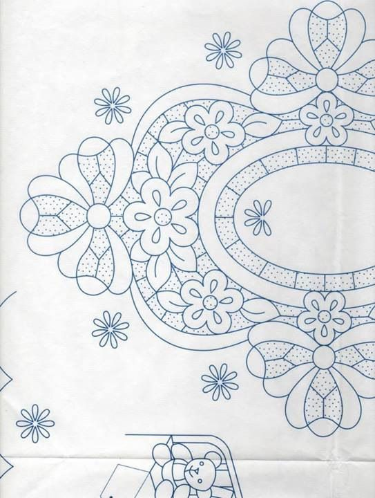 Gallery.ru / Фото #75 - disegni ricamo - antonellag   lace making ...