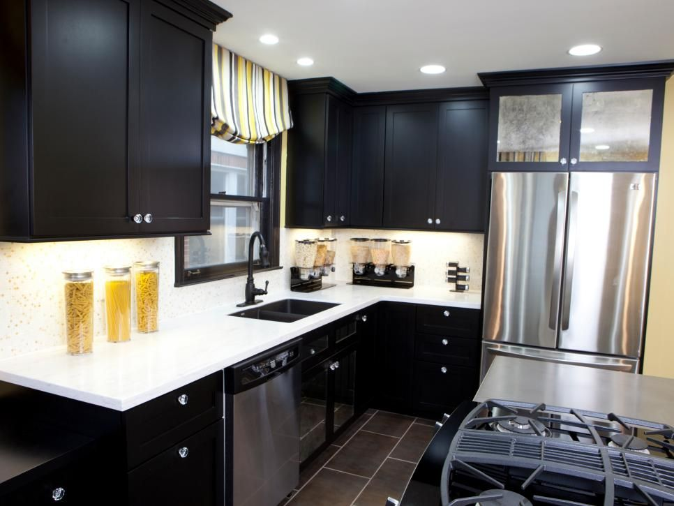 Hgtv Com Shares Our Best Small Kitchen Makeovers From Hgtv S
