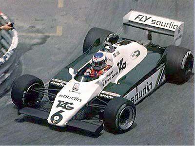 ウィリアムズ・FW08