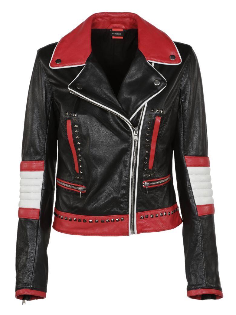 bee1798077 PINKO . #pinko #cloth # | Pinko in 2019 | Red bomber jacket, Jackets ...