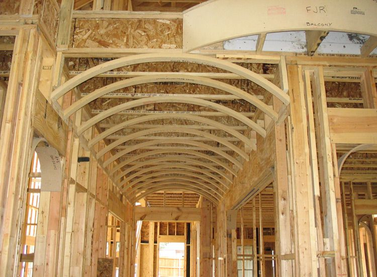 Barrel Vault Ceiling Systems | Prefabricated Barrel Vaulted .