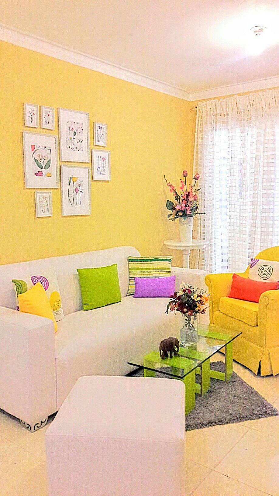 Mi Sensilla Sala Casas Pintadas Interior Colores De Casas Interiores Decoracion De Interiores