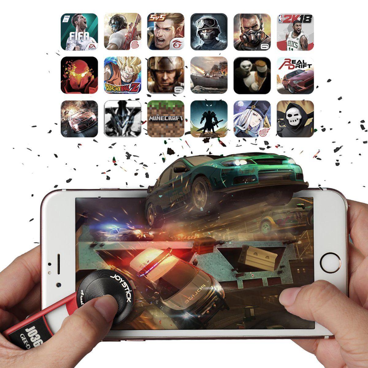 GEE•D J036 Mobile Phone Game Joystick Controller