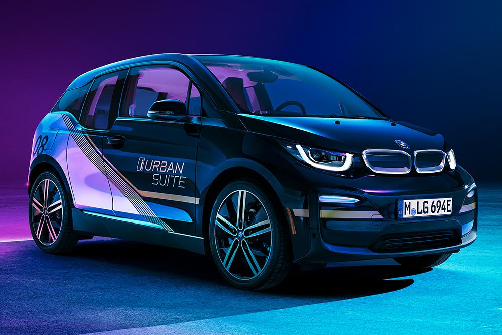 BMW i3 Urban Suite HiConsumption in 2020 Bmw i3, Bmw