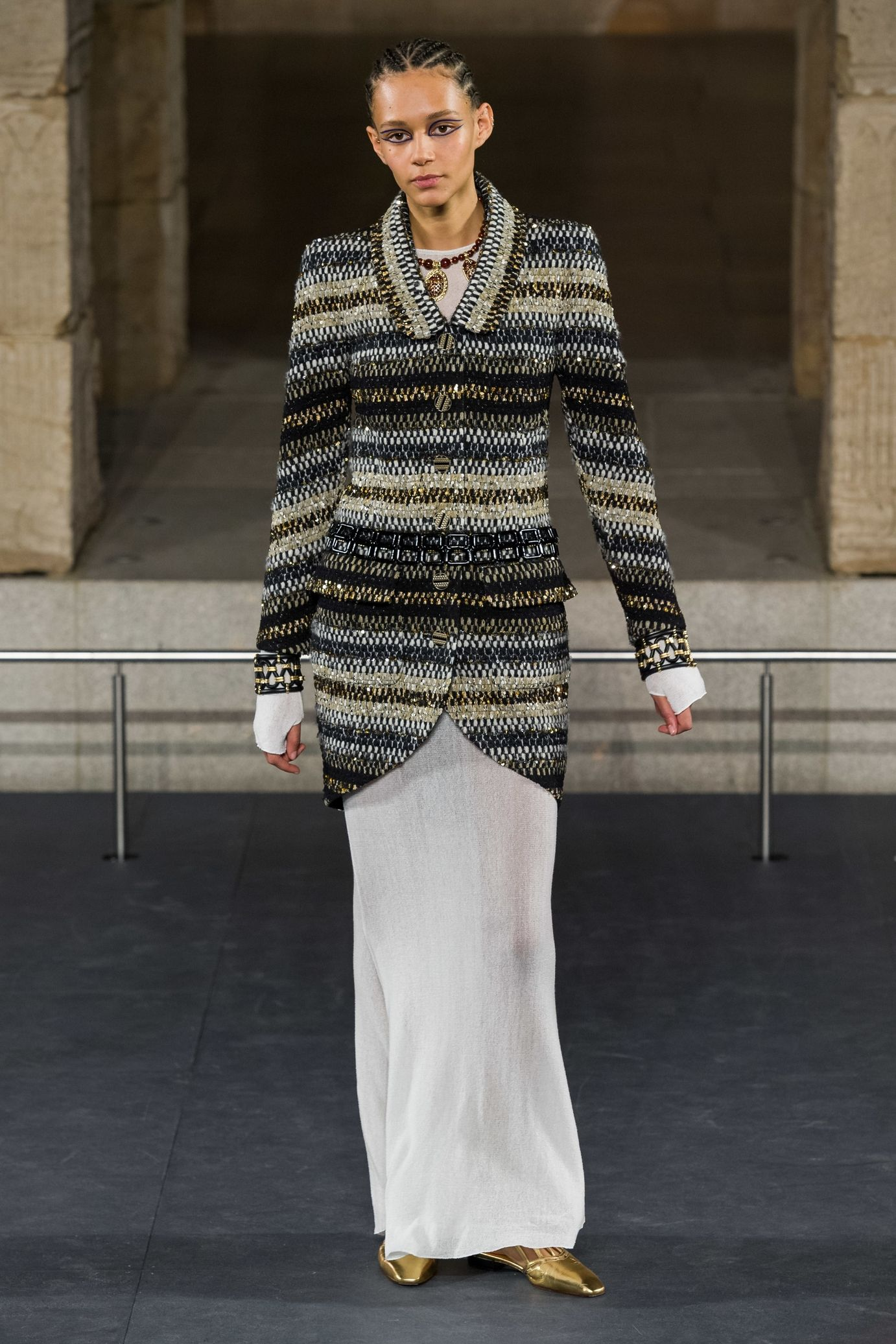 Chanel Pre Fall Winter 2019 2020 Ready To Wear Fashion Show French