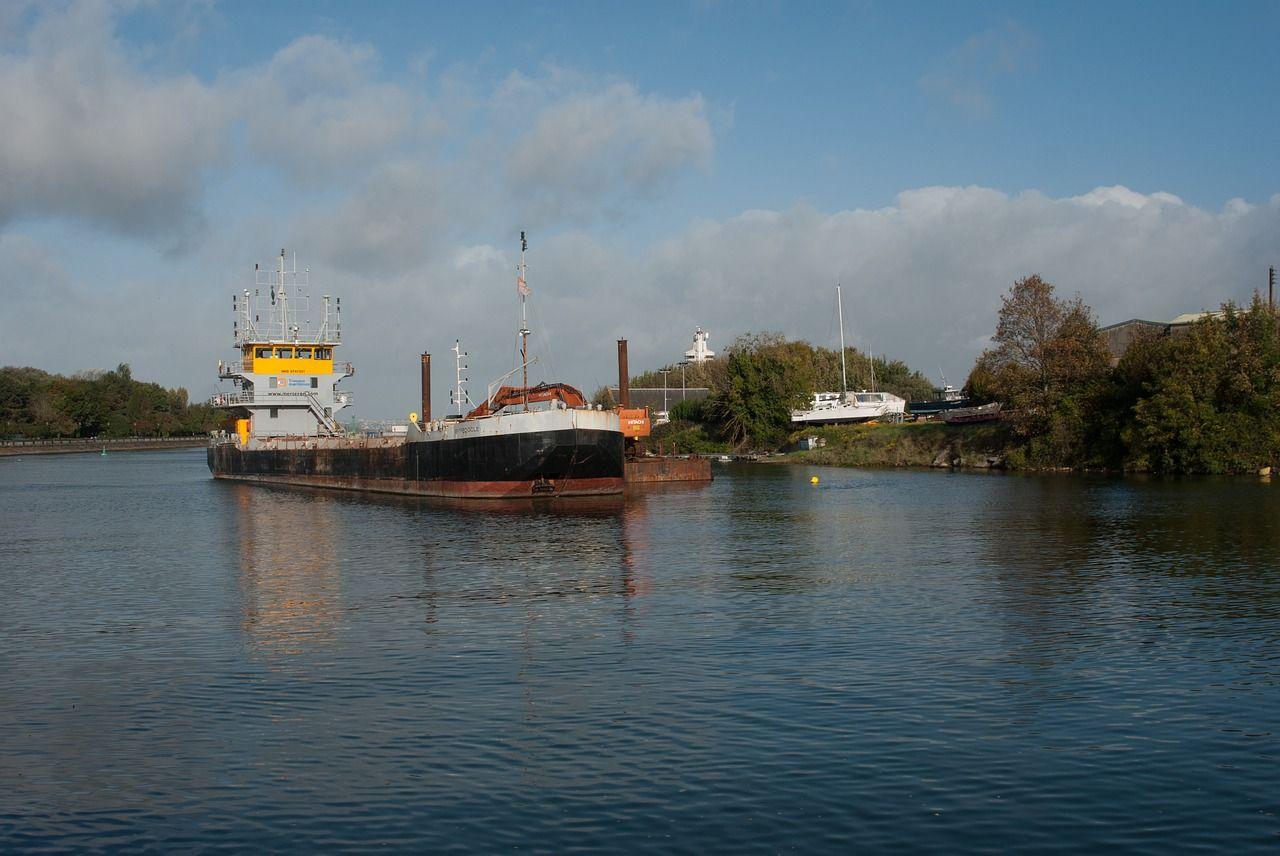 Boat, Boat, Yellow, Sea, Water, Colors #boat, #boat, #
