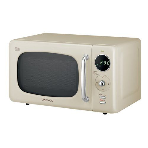 Daewoo 20 L 800w Countertop Microwave Countertops Microwave