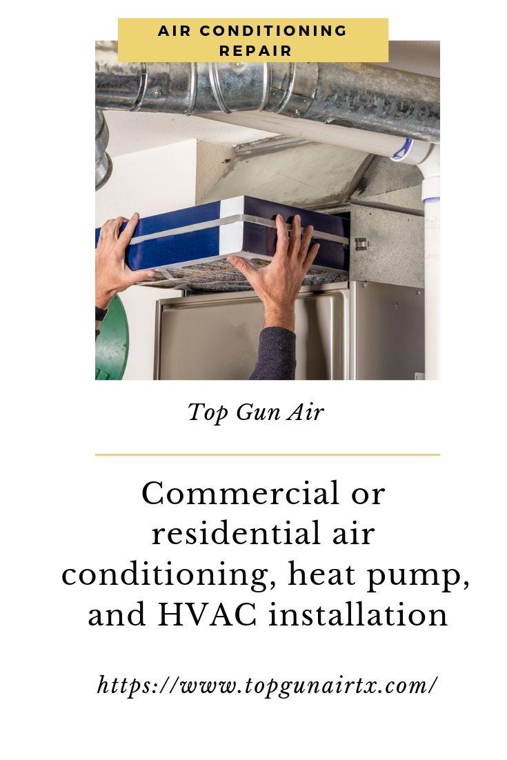 Arlington Tx Air Conditioning Repair Residential Air