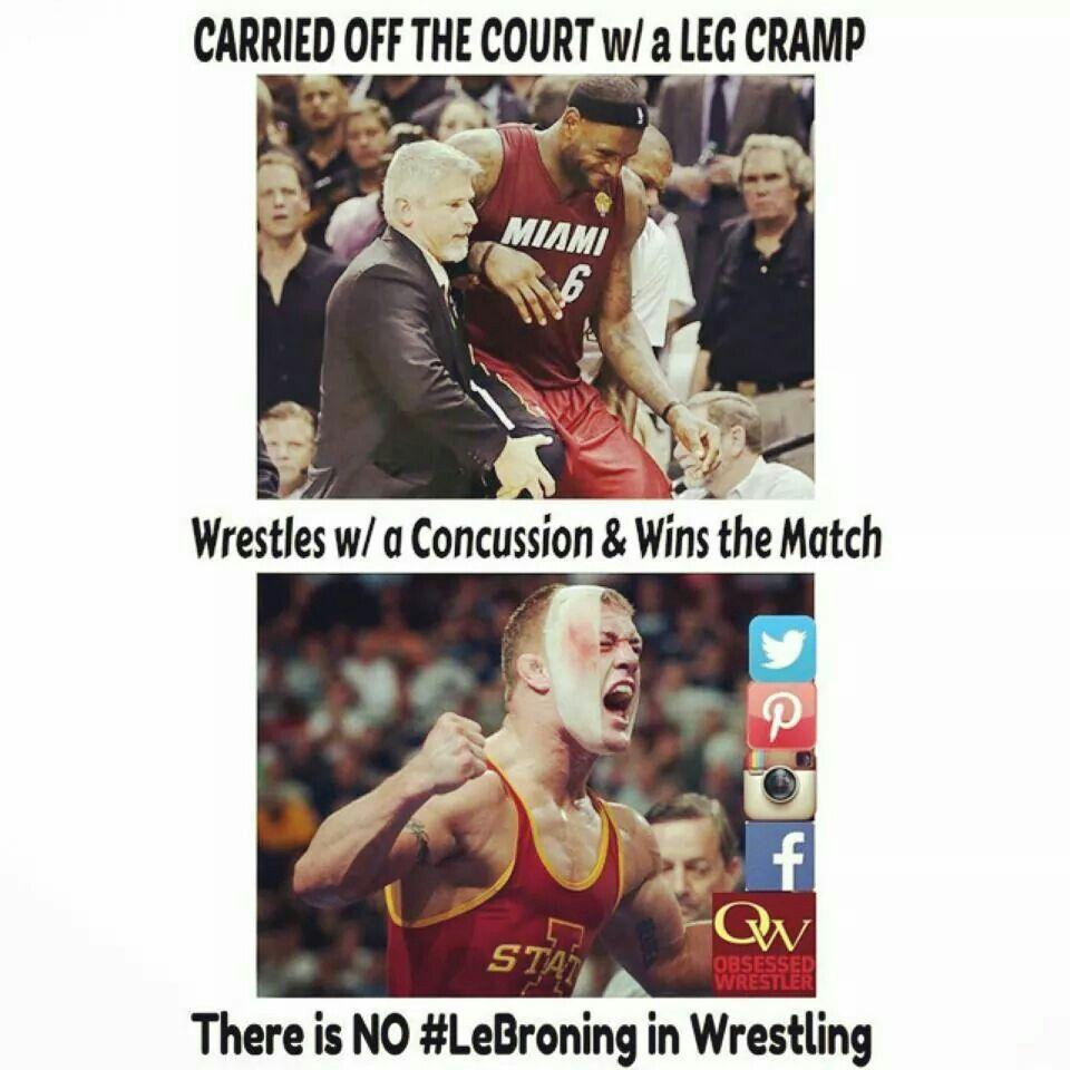 Bad Wrestling Meme
