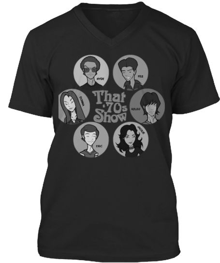 a5403f0a6 After 345 shirts have been claimed all the people who reserved one will be  entered to join the cast of That 70's ...