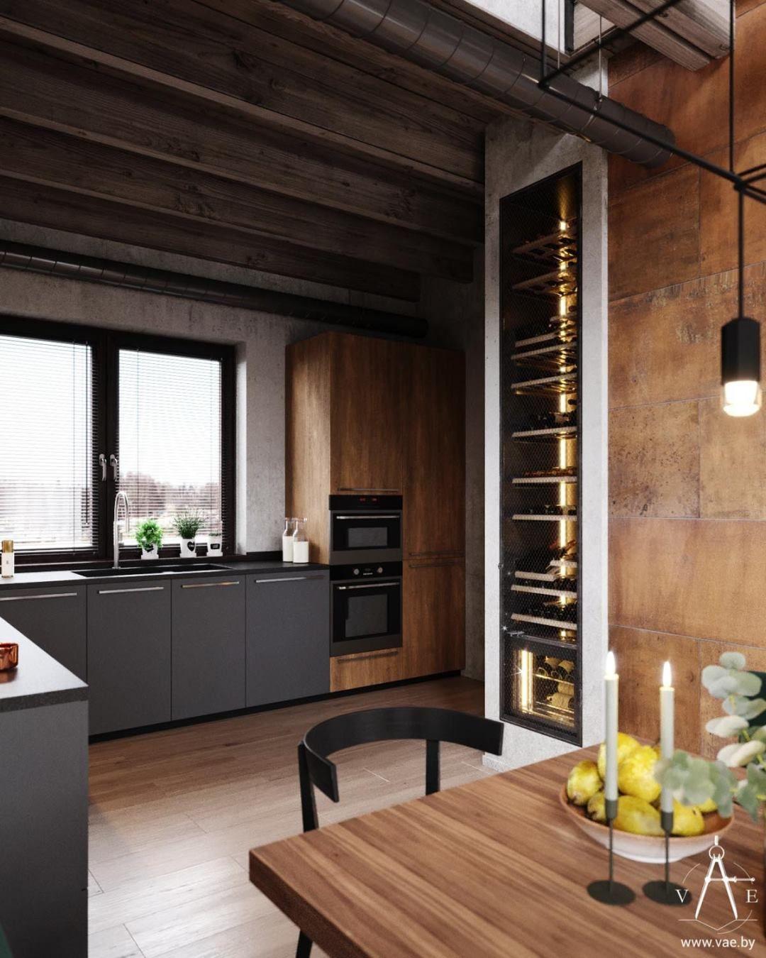 Industrial Home Decor20 Adorable Industrial Decor Kitchen Ideas