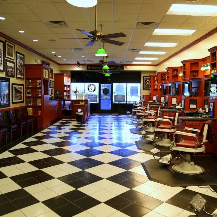 Freiday 11 Am This Barbershop Is Empty Think The Situation