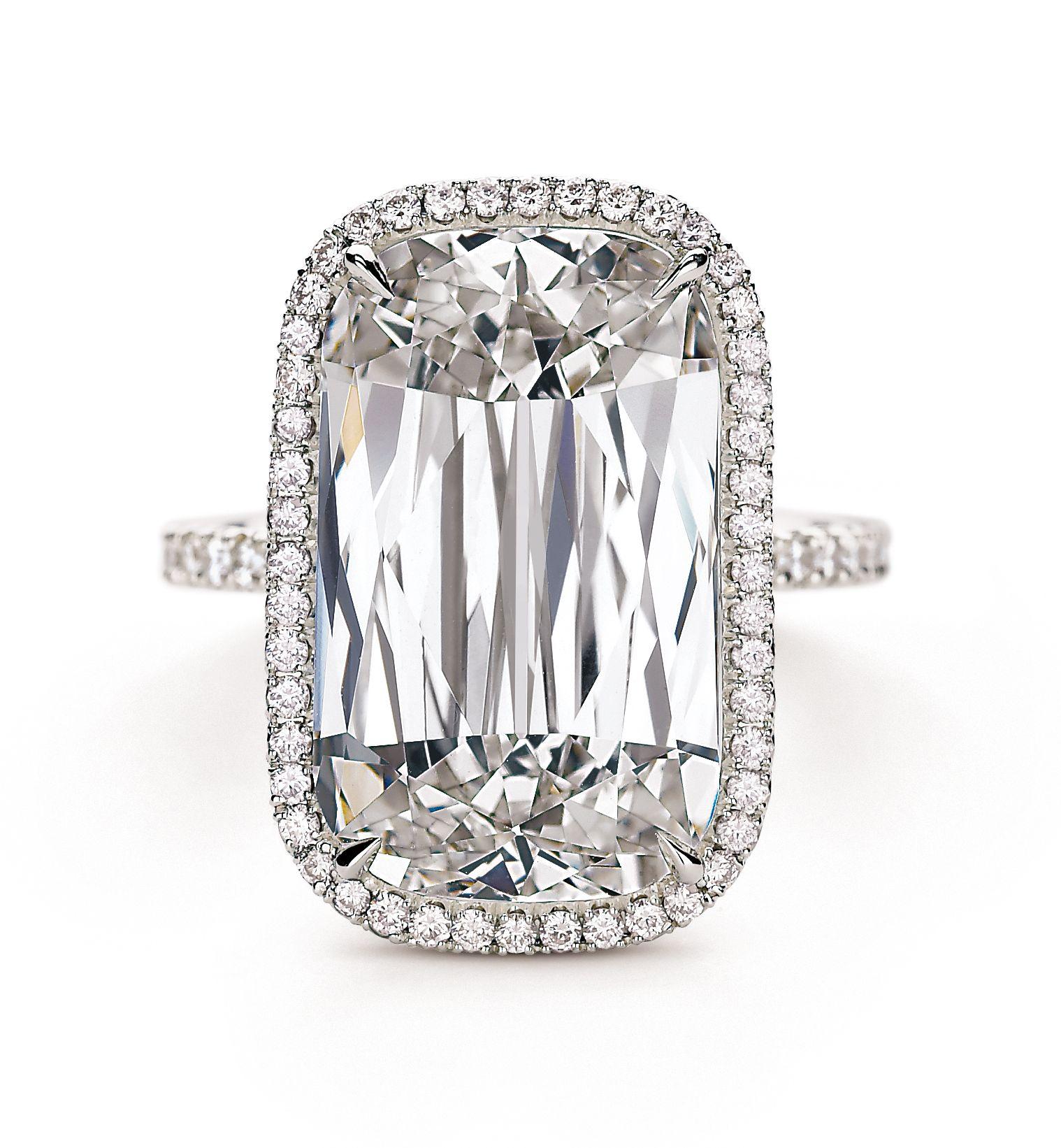 ASHOKA Diamond Jamie Ring by William Goldberg
