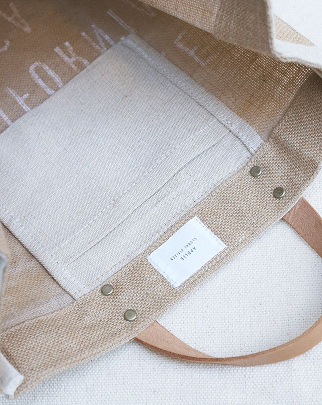 Silverlake Market Bag By Apolis