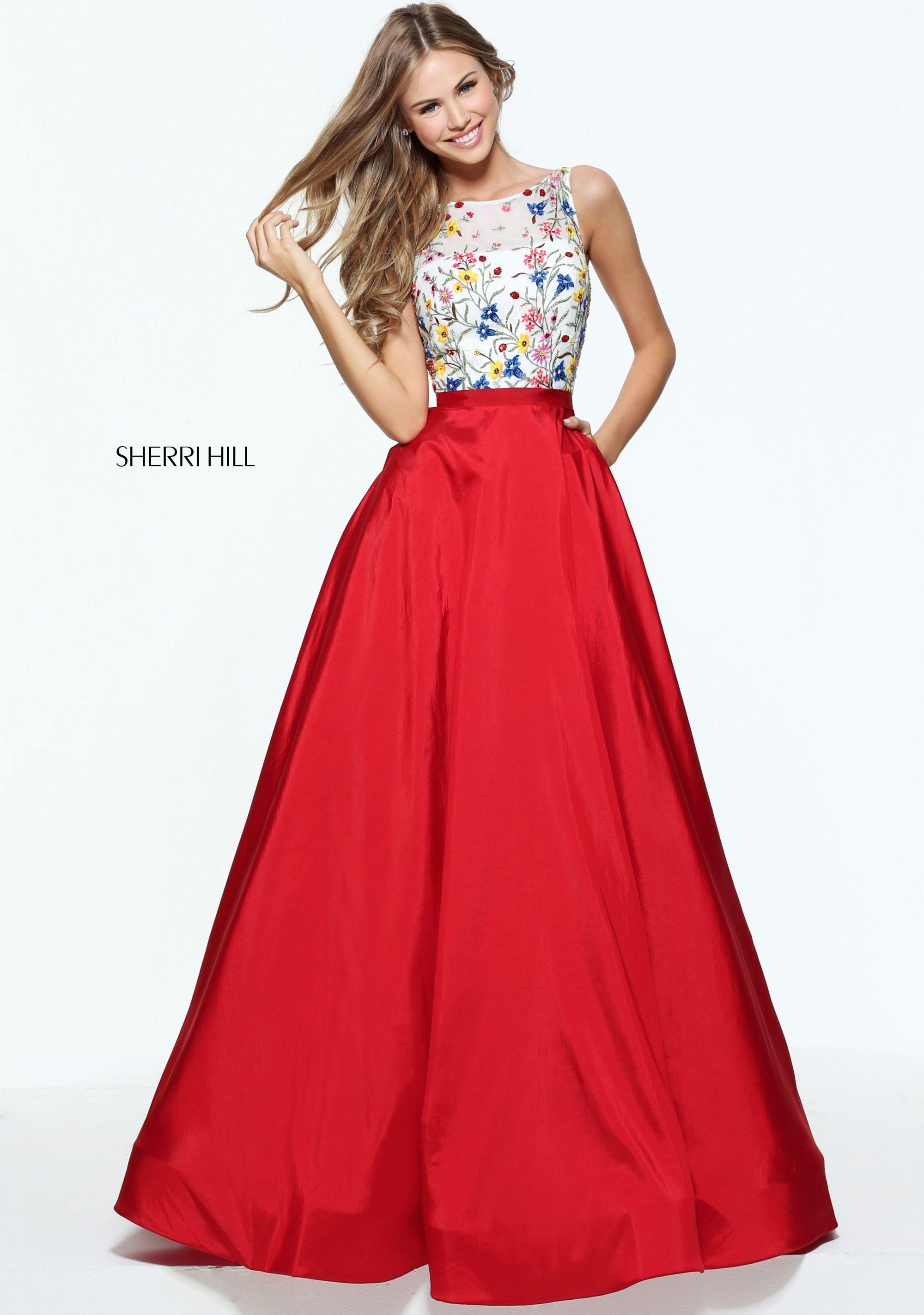 Sherri Hill 51037 | Pinterest | Prom, Sherri hill prom dresses and ...