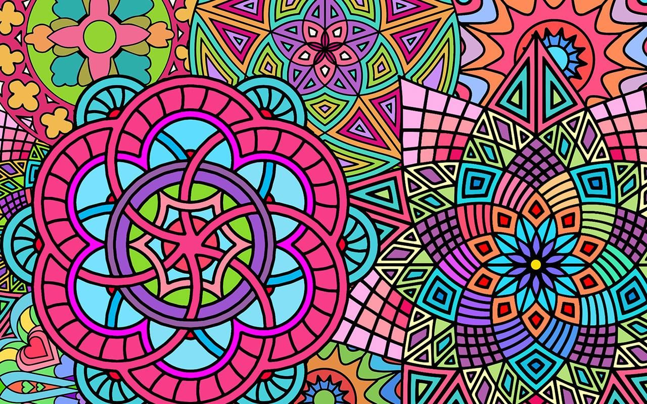 colorfever coloring book android apps on google play - Coloring Book App For Adults