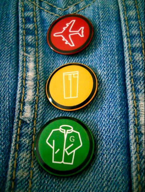 Take Off Your Pants Jacket Buttons Blink 182 Cool Bands Band Merch