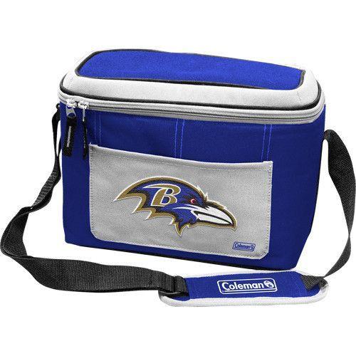 Baltimore Ravens NFL 12 Can Soft Sided Cooler