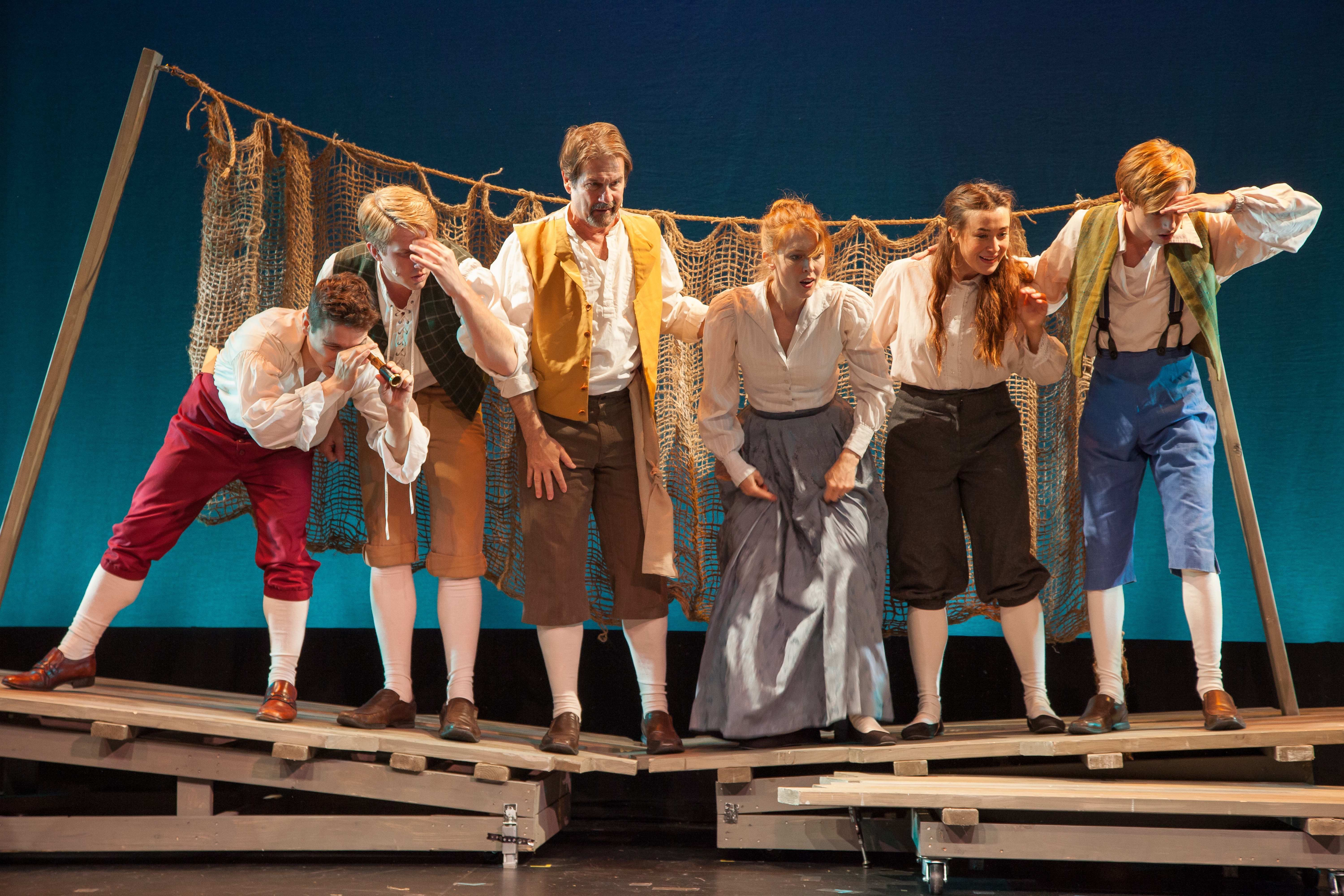 drama production of swiss family robinson | New York Musical Theatre Festival :: Swiss Family Robinson