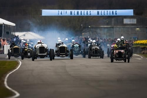 Motor'n | HIGHLIGHTS FROM THE 74TH GOODWOOD MEMBER'S MEETING ON ITV