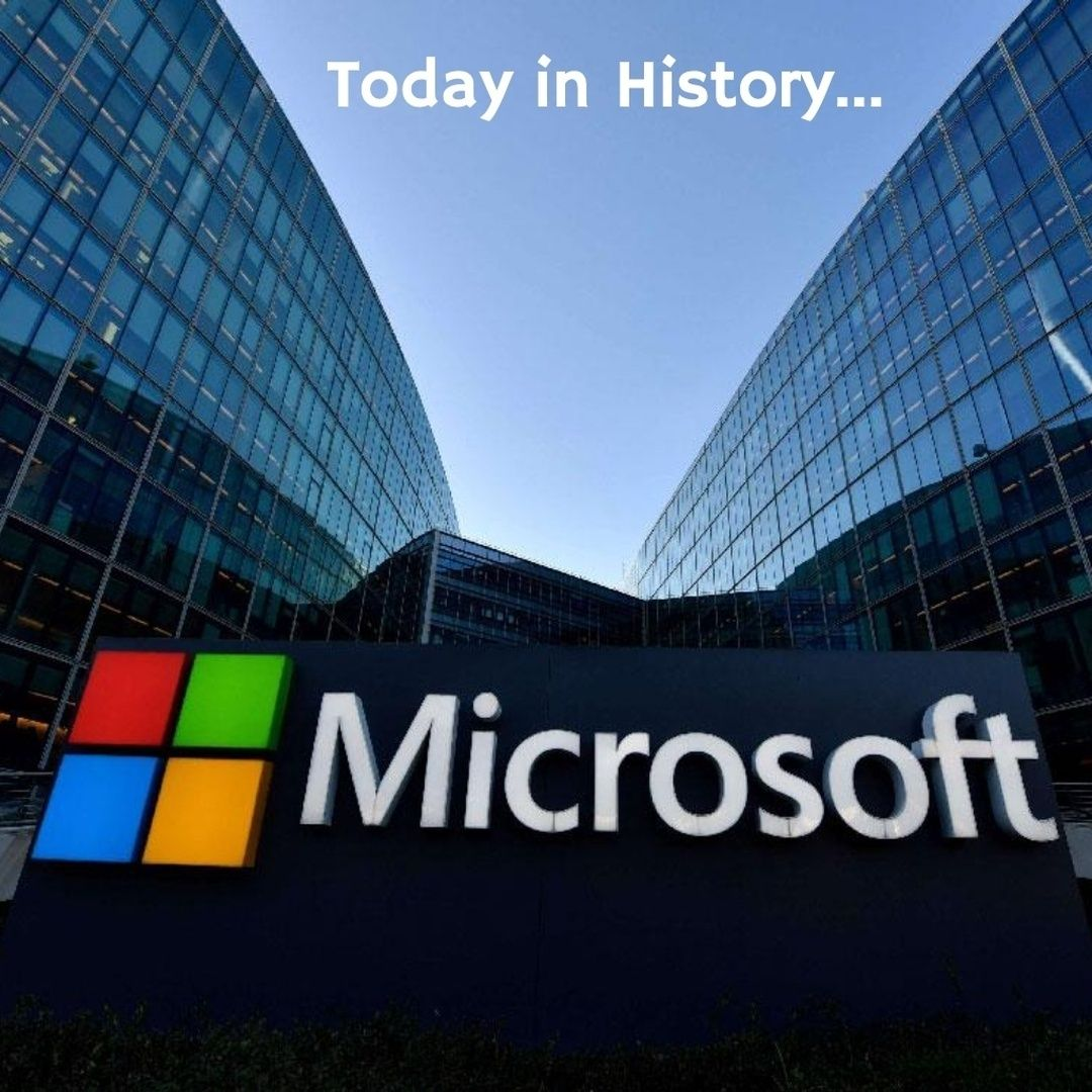 Todayinhistory June 25 1998 Microsofts Windows 98 Was Released To The Public Microsoft Windows Windows98 Bil In 2020 Today In History Microsoft Windows 98