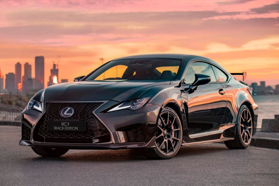 Fastest Lexus Rc F To Date Races Down Under Man Of Many In 2020 Lexus New Lexus Racing