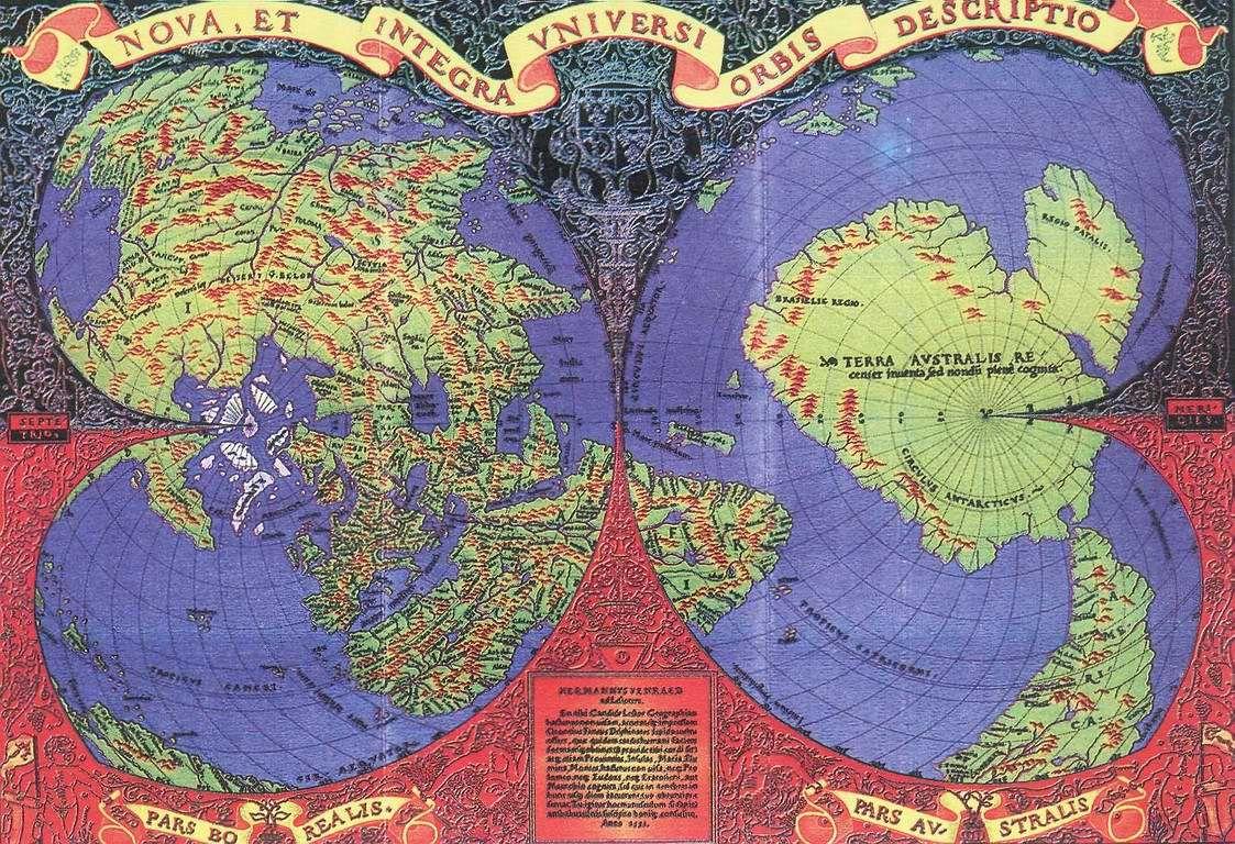 атлантическая предыстория рабства нынешней планетарной цивилизации