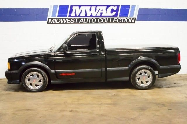 1991 Gmc Syclone Gmc Gmc Trucks Mini Trucks