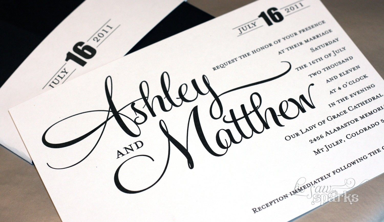 Printable Wedding Invitations Free Online   Weddingspiration ...