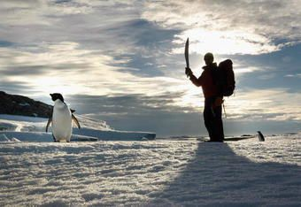I want to run the Antarctica half-marathon