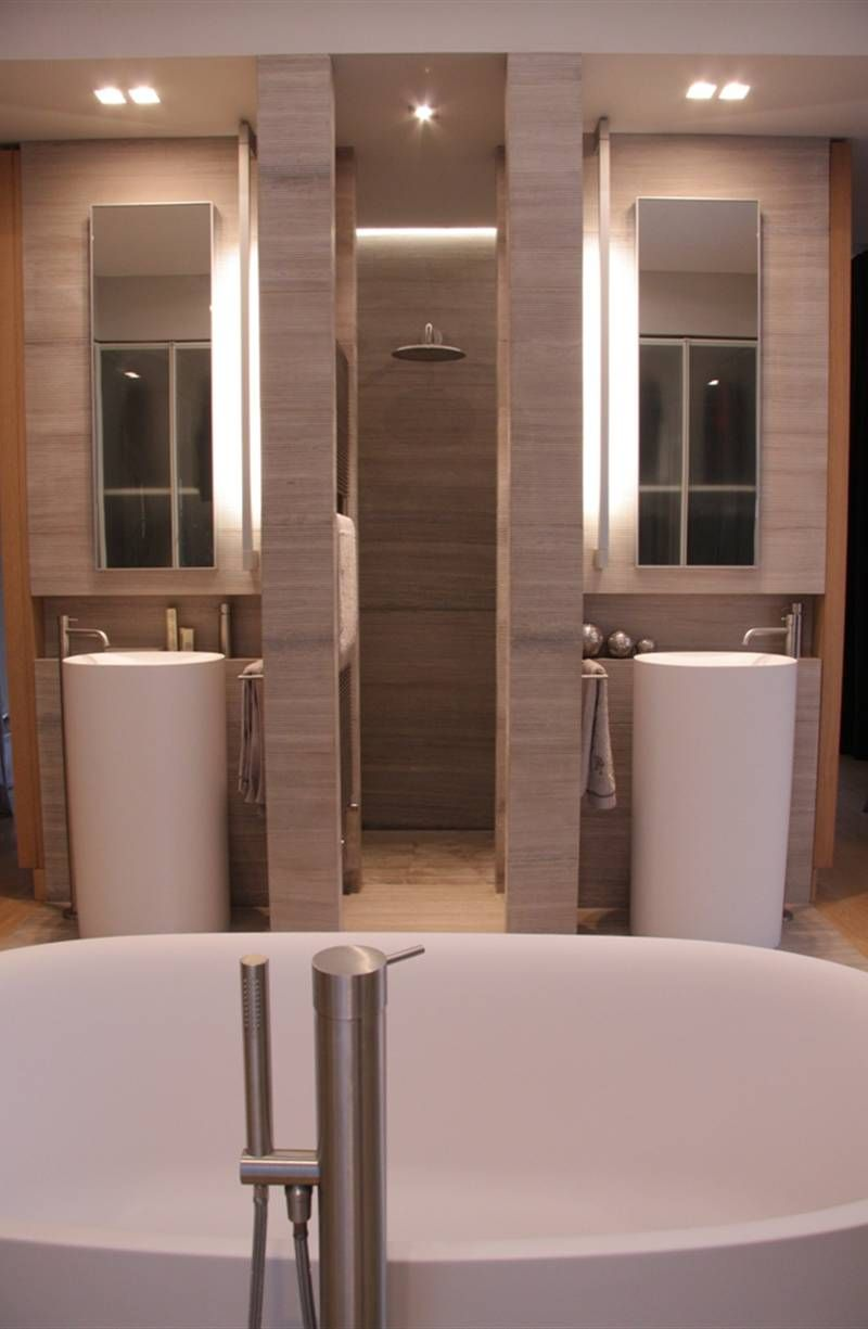 Boffi kitchens u bathrooms systems Residential Apartments