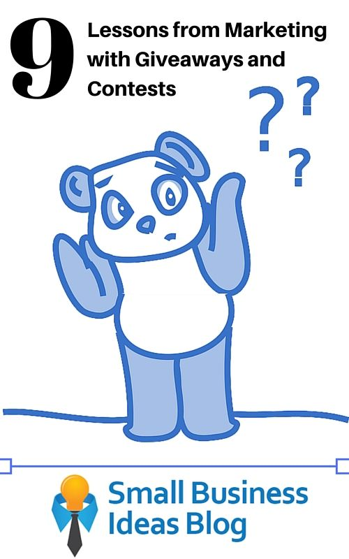 E-commerce Giveaway Fail A Case Study with Lots of Fun Lessons