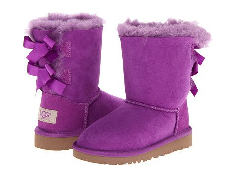 4a7b0868e05 Yes, they are purple! @Kenneth Robinson Kids Bailey Bow (Toddler ...