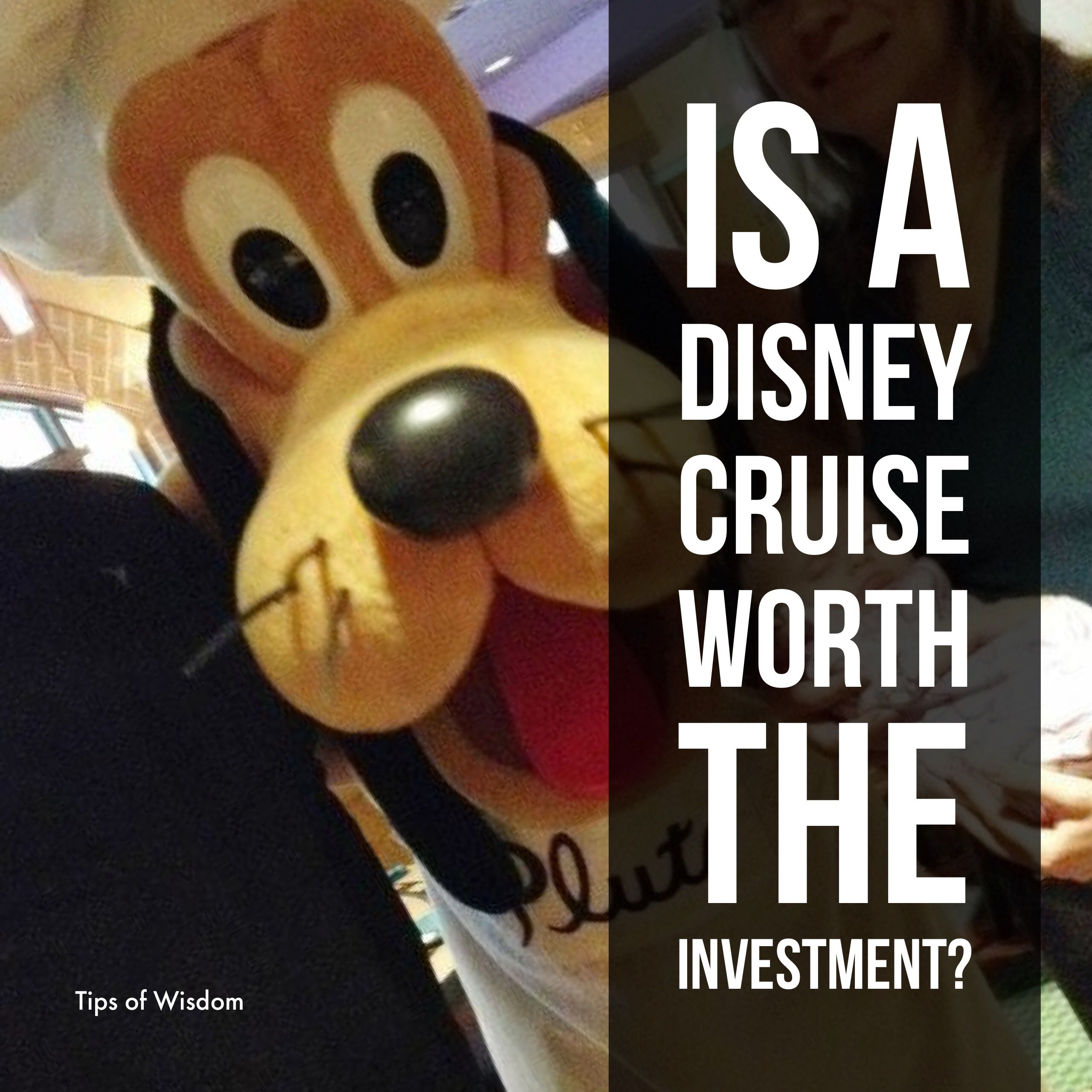 You Paid How Much? Is a Disney Cruise Worth the Cost ...